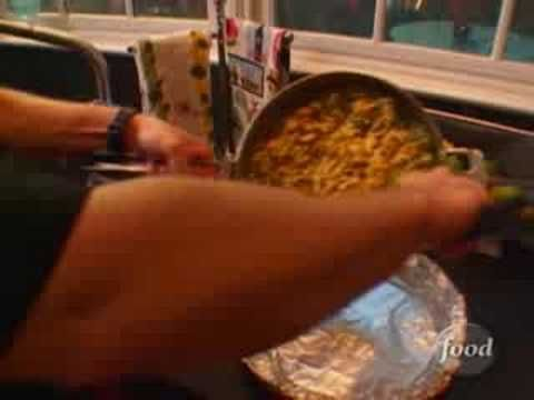 160 best alton brown images on pinterest alton brown cooking chicken pot pie casserole by alton brown food network you tube video forumfinder Images