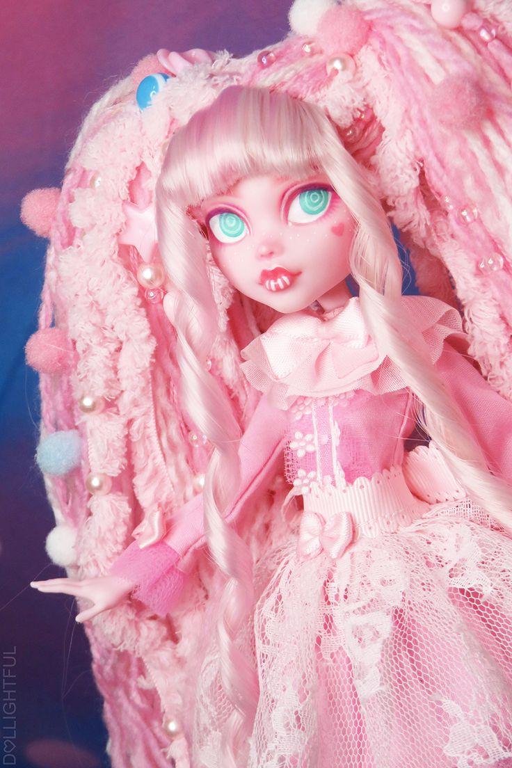 Sakura The Pink Pink Pinkest Doll On Earth Monster