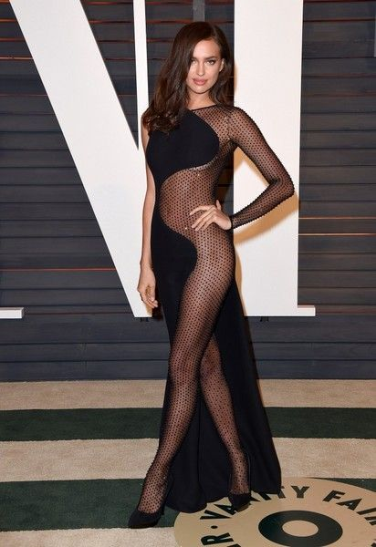 February 2015 - 30 Times Irina Shayk's Style Was On-Point  - Photos