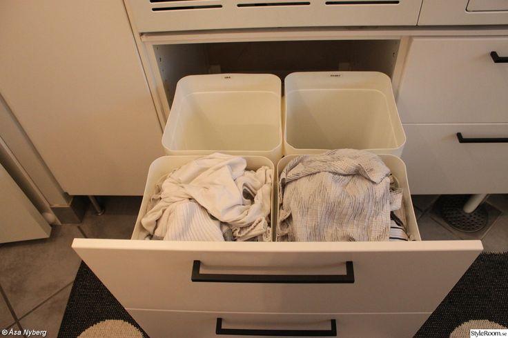 Hur man gömmer sin smutstvätt:) - Ett inredningsalbum på StyleRoom av asanyberg