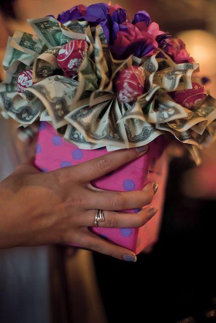 $weet 16 birthday bouquet
