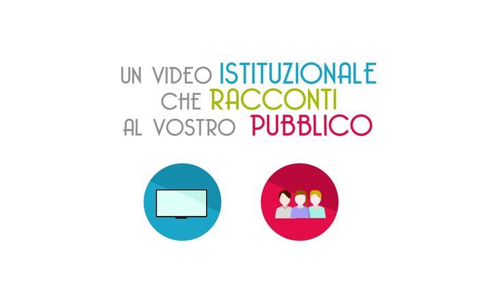 Video-Infografica: Come utilizzare i video istituzionali nelle strategie di marketing (Work in Progess 02). Strumenti utilizzati Adobe Illustrator e Adobe After Effects.