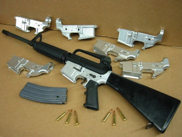 Homemade Ar 15 Receiver Completely Legal Just Don T Sell