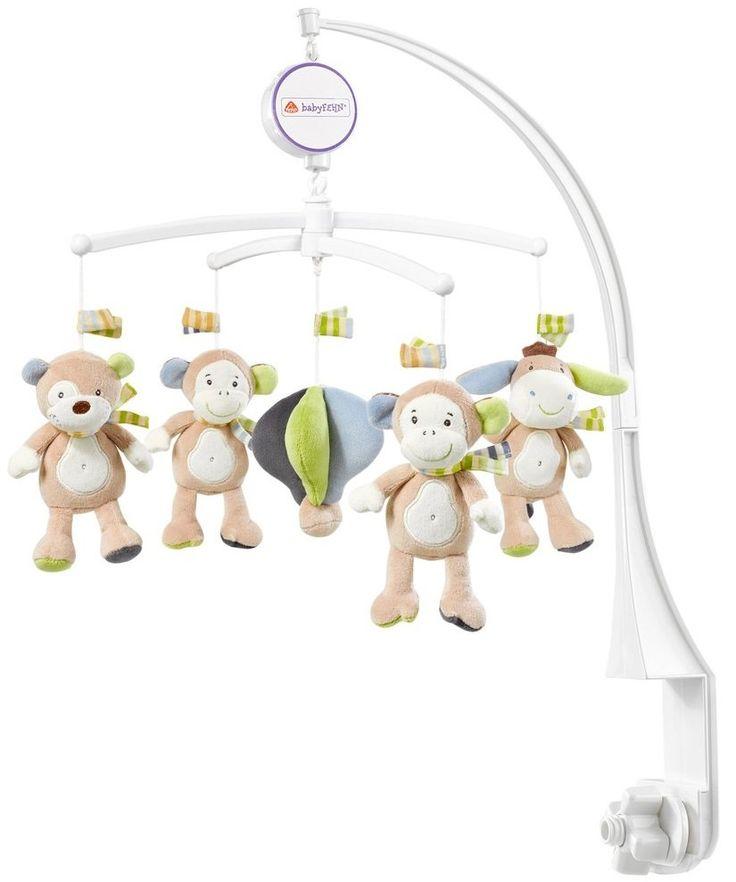 """Fehn   Monkey Donkey hrací kolotoč """"Opička""""    MALL.CZ"""