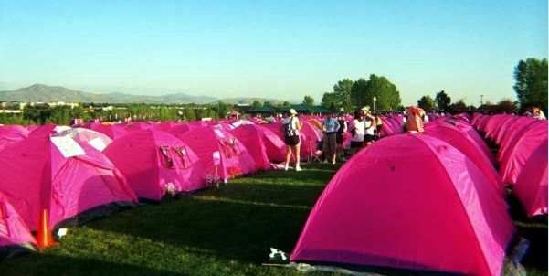 What to pack for the Breast Cancer 3-Day Walk