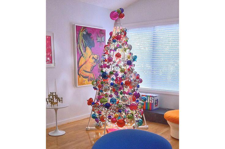 holidays modern modern christmas trees second christmas christmas fun ...