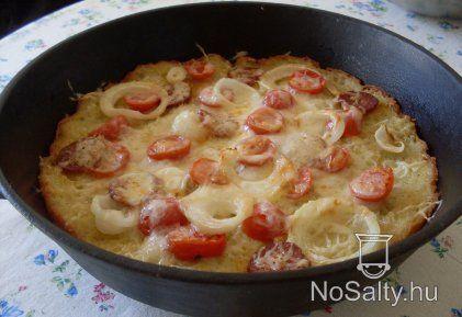 Krumplipizza