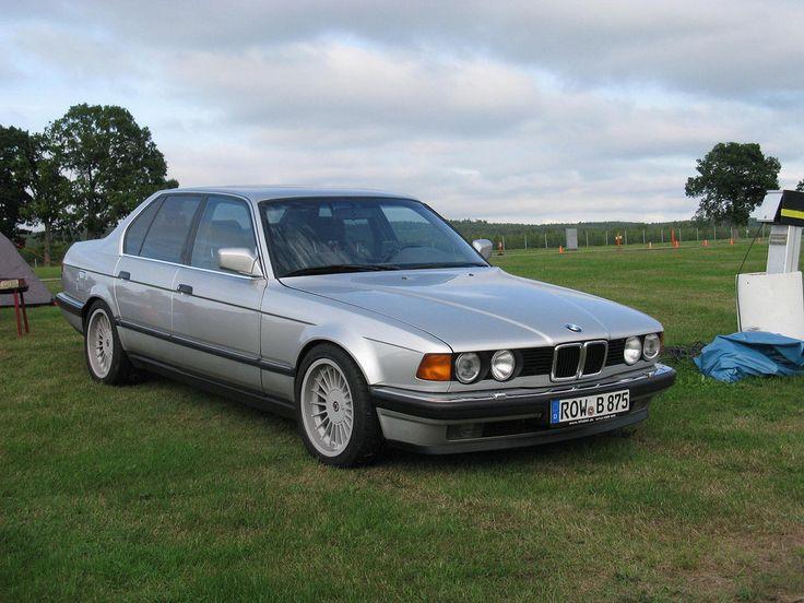 BMW 7 Series E32 Bmw vintage, Bmw alpina, Bmw