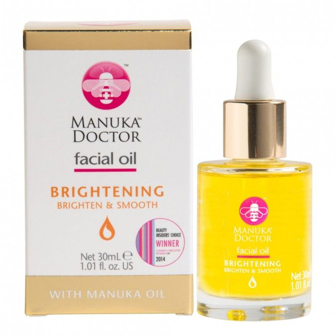 A brightening facial oil rich in powerful plant extracts designed to visibly brighten & smooth uneven skin tone. Anti-oxidant rich oils help protect from the drying effects of the environment, whilst deeply nourishing essential oils visibly promote skin's flexibility. Skin feels silky smooth & appears more moisturised & luminous.