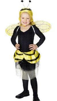 Arı Kostüm Seti Parti Kostümleri - Kız Çocuk Parti Kostümleri Hayvan Kostümleri: Kostümlü Parti, Kıyafet Balosu, Okul Gösterileri, Temalı Doğum Günü Partileri için ideal kostüm.  15 x 30 cm (lastikli)  Tele gerilmiş tül kanat, etek ve taç.  Gri çorap,siyah body ve siyah ayakkabı dahil değildir.