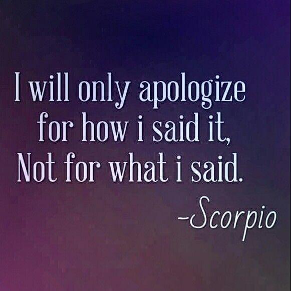 |♦| Scorpio