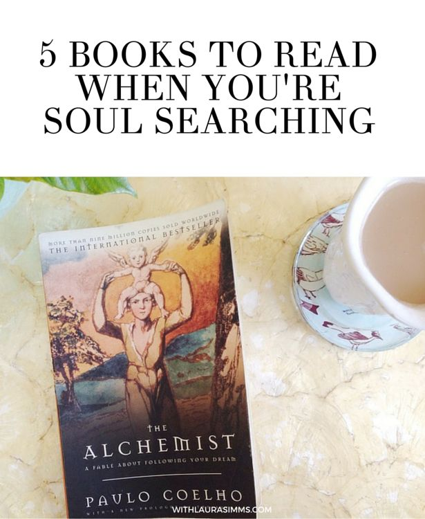 Books to read when you feel lost | books for personal development | books to read When you're soul searching