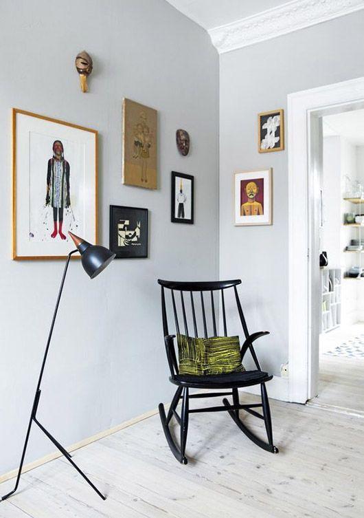 Les 69 meilleures images à propos de Home sur Pinterest Miroirs - peinture murale interieur maison