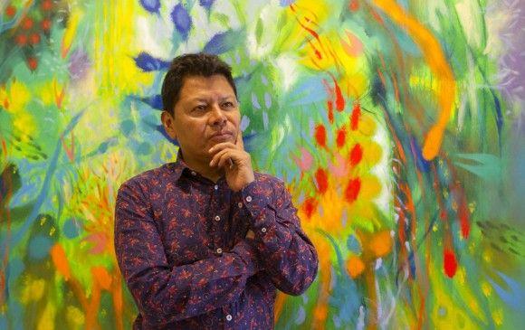 Jacanamijoy muestra en Medellín su selva interior