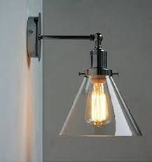 Image result for industrial style wall lamps
