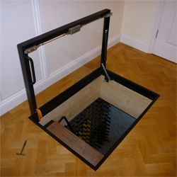 Superior Glass Trap Door   Google Search