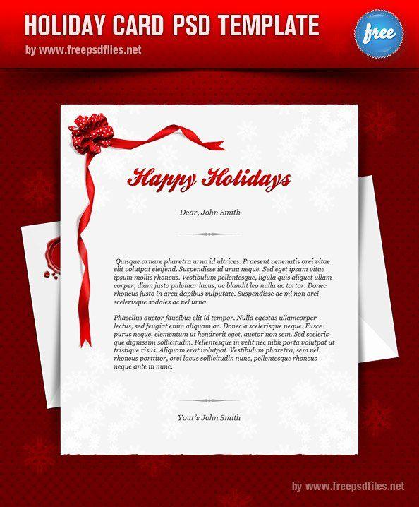Photoshop Greeting Card Template Fresh 8 Free Shop Christmas Card Templates Free Holiday Card Templates Holiday Card Template Free Holiday Cards