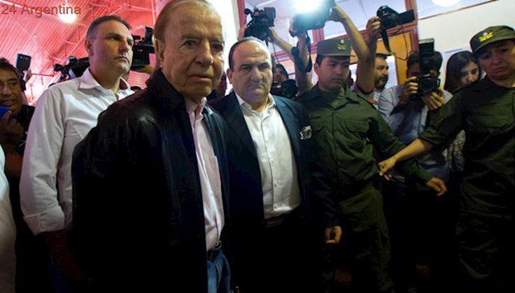 Elecciones 2017: Cambiemos aventaja a Carlos Menem en La Rioja