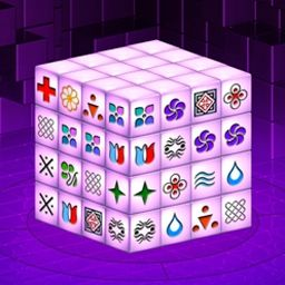 Mahjongg Dark Dimensions - Mahjongg Dark Dimensions is 3D mahjong with new features and puzzles! - logo