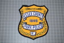 Essex County New Jersey Park Police Patch
