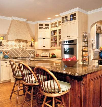 66 best new kitchen ideas images on pinterest dream for Southern living kitchen designs