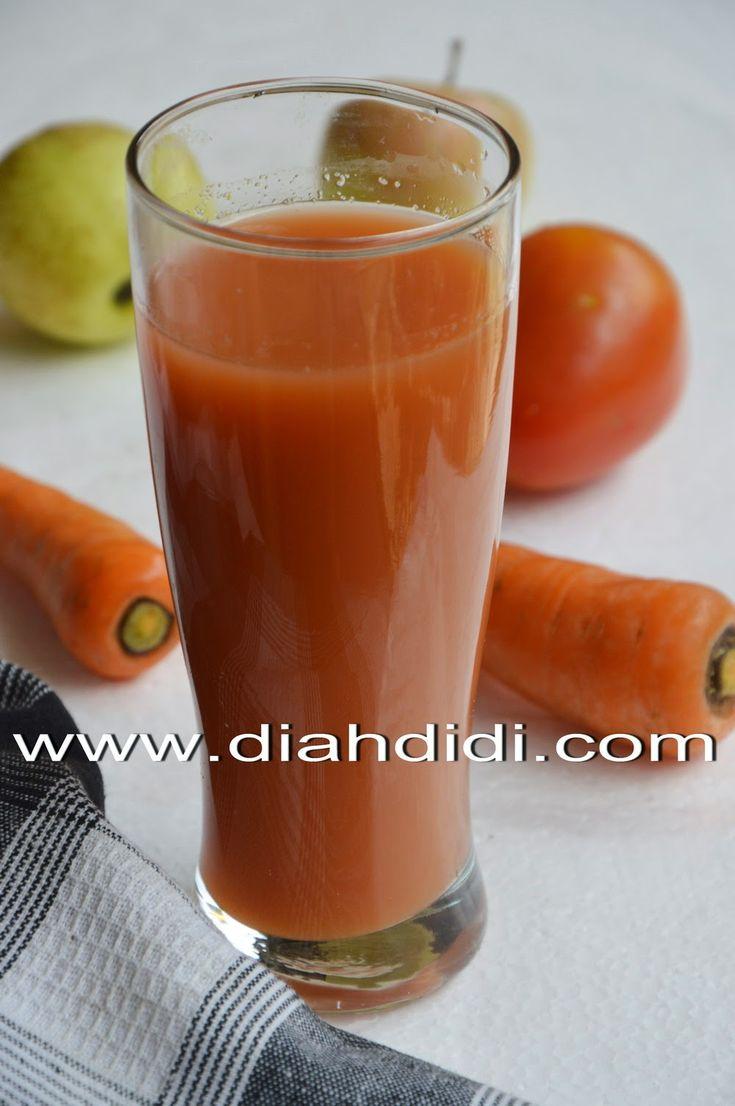 Diah Didi's Kitchen: Jus Femmie..Terapi Jus Sehat & Alami Untuk Cepat Hamil..^^