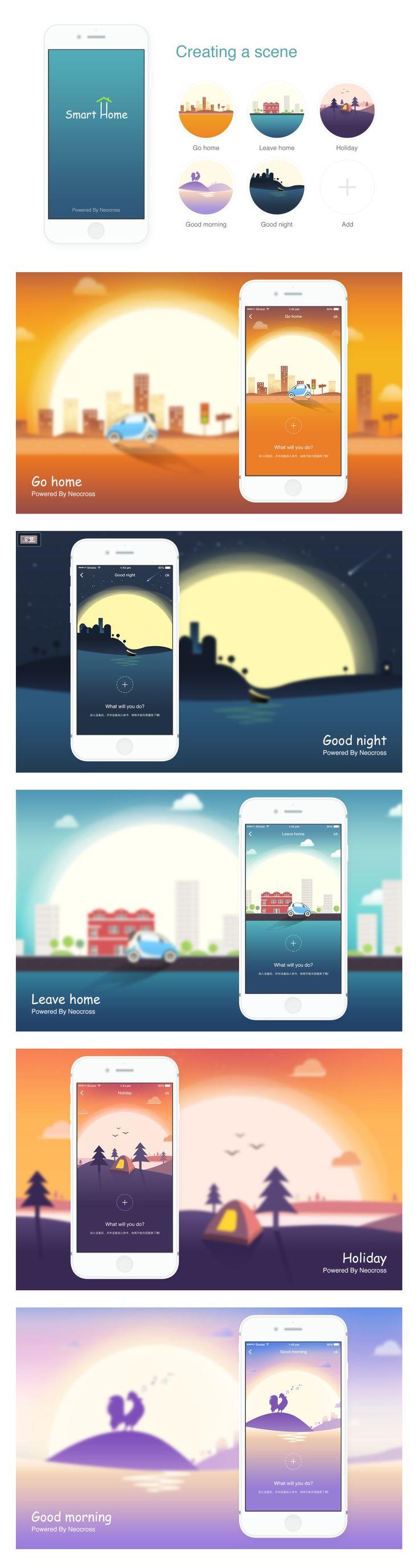 15 best app game images on pinterest flat design game design 1acace1fc53f2e43265bdb0c2a3d45ce png 976 3653 circle uimobile app designmobile
