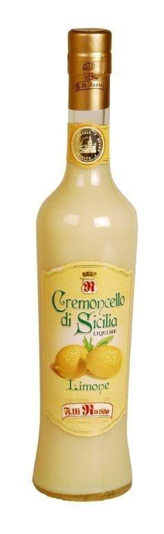 Cremoncello Citrom krémlikőr 0,5L 17% - Cremoncello al Limone     Az FM BRAND legkifinomultabb termékcsaládja. Érezte már, hogy valami igazán krémes, kényeztető desszertre vágyik egy pompás étkezés után?  Az FM Brand valóra váltja álmait!  A Cremoncello di Sicilia termékcsalád tökéletesen kifinomult keverékét adja az édes tejszín és zamatos gyümölcsök ízének.  Hihetetlenül finom.  2005. évben a nemzetközi Concours Mondial De Bruxelles versenyen ezüstérmet nyert.