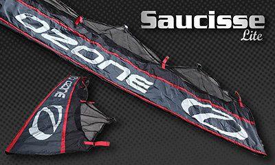 Paragliding 114271: Paraglider Concertina Bag - Ozone Saucisse Lite, Regular Size (2.65M) BUY IT NOW ONLY: $109.0