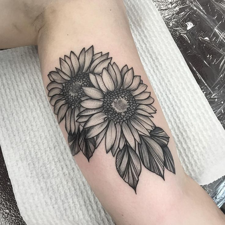 Best 25 sunflower tattoo shoulder ideas on pinterest for Sunflower temporary tattoo