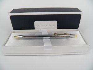 MU Cross Classic Century Medalist BP Pen #C3302 Pen Product details  Format:   Category: Logo  Price: AU $89.95