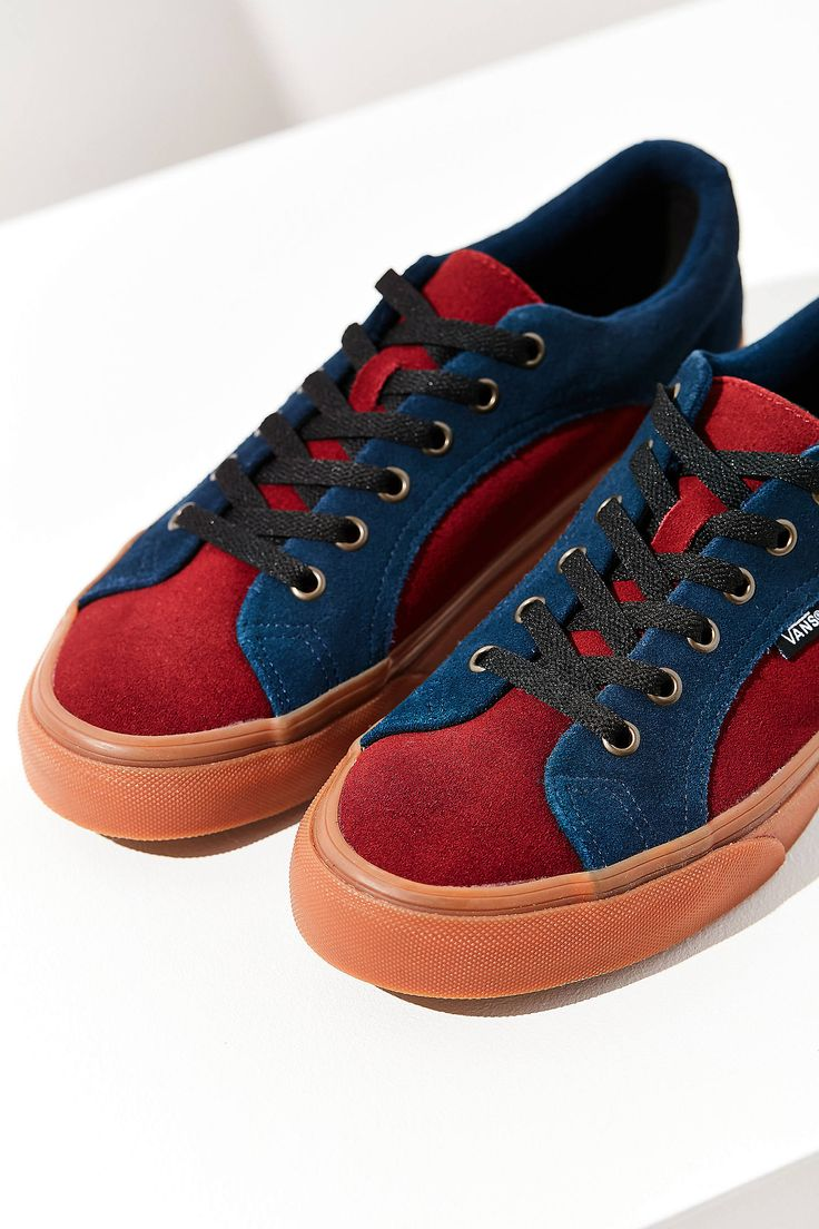Vans Suede Gum Lampin Sneaker