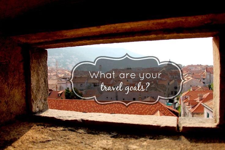 set travel goals for 2014   LiveDoGrow