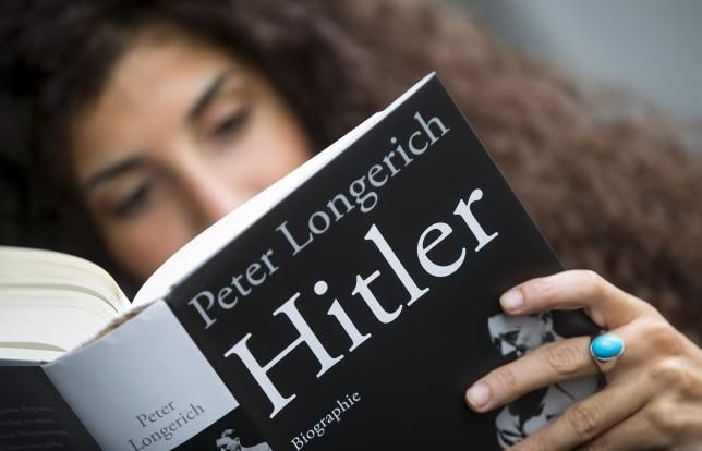 Hitler was shrewd, not so hypnotic, new German biography says BY MADELINE CHAMBERS http://www.biographicalinquiries2.com/hitler-was-shrewd-not-so-hypnotic-new-german-biography-says