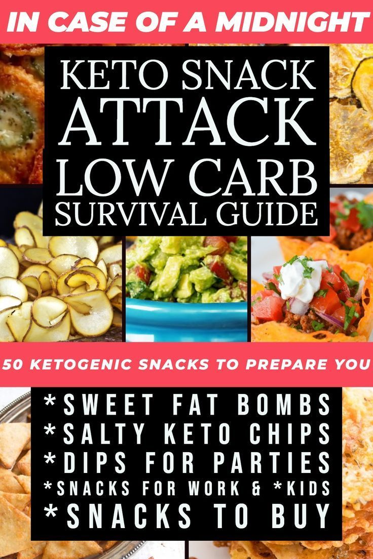 50 Keto Snacks That Make Losing Weight On The Keto Diet Easy