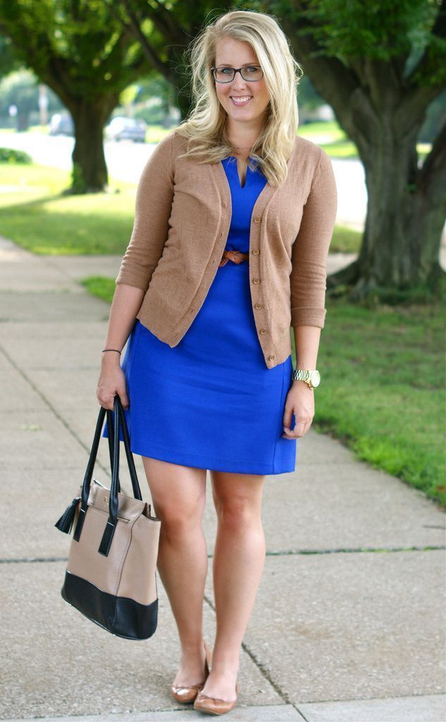 Stunning 42 Favorite Spring Cardigans for Work Style 101outfit.com/…
