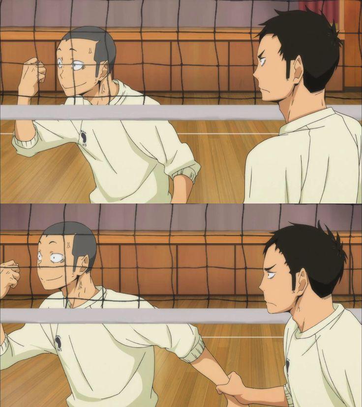 I bloody love Tanaka <<< Who doesn't?! XD