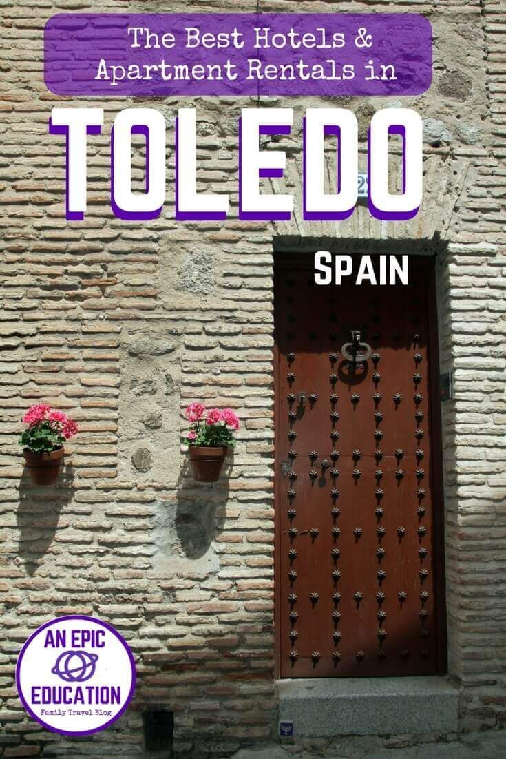 Best Hotels In Toledo Spain Apartment Als Europe Travel Pinterest Madrid Backpacker And
