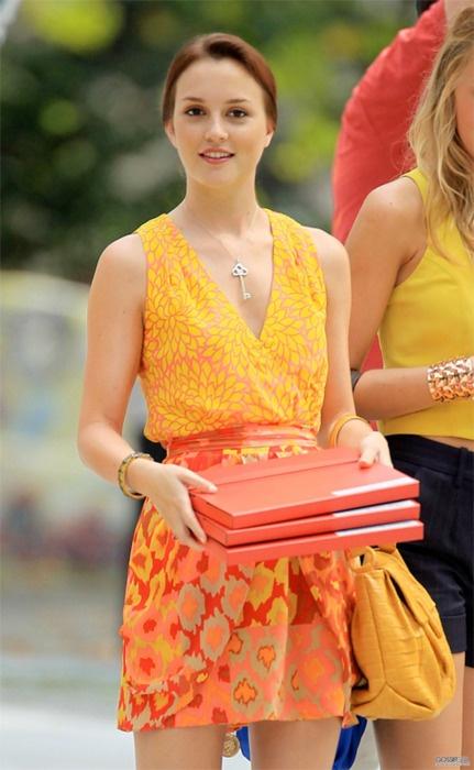 I love everything Blair wears