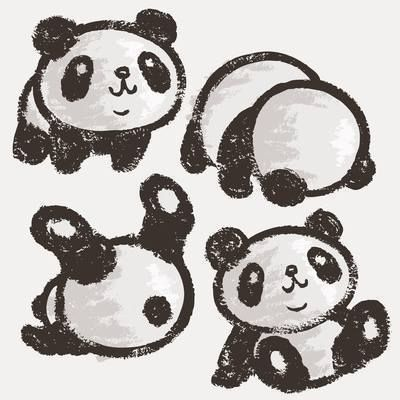 Adorable pandas pinterest panda drawings and drawing ideas