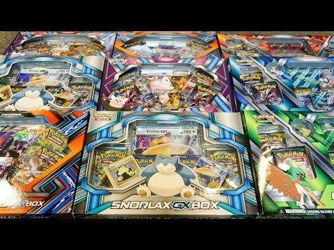 Opening 64 Pokemon tins - YouTube