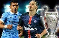 PREV UCL: Manchester City Vs PSG