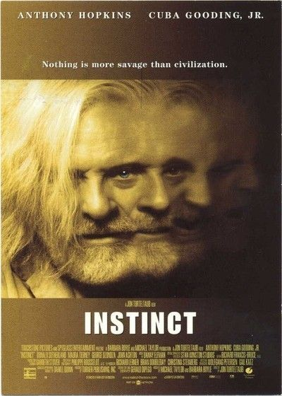 Instinct Movie Poster