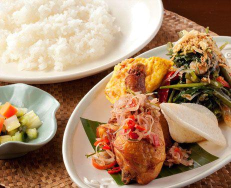 ランチ | 渋谷のインドネシア料理の『アユンテラス』