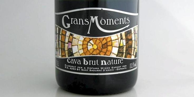 Grans Moments Brut Nature - Cava