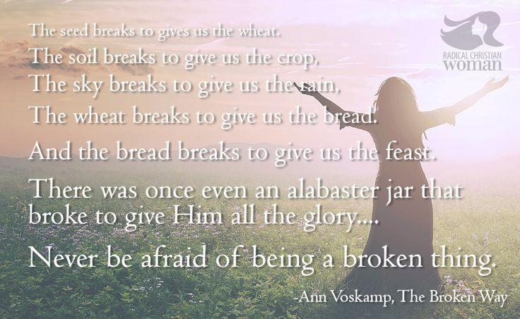 Are You Lost Redeeming Love Sky Break Feeling Broken