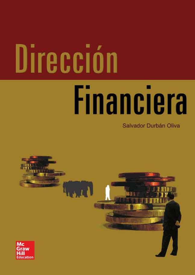 Direcci U00d3n Financiera Autor  Salvador Durb U00e1n Oliva Editorial  Mcgraw
