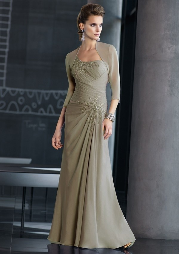 Beautiful Mother Of The Groom Dress! Dress Site Available