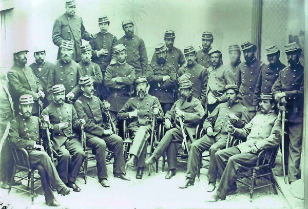 Página 2 | El Mercurio de Antofagasta en Tiempos de Conflicto, Visión de Varela, Un Veteranos de Tres Guerras