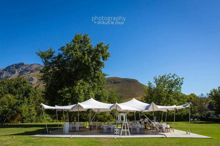 Garden Wedding   www.bedouinevents.co.za